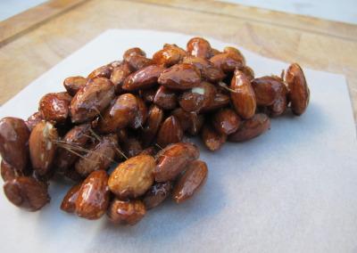 Afghan Almonds
