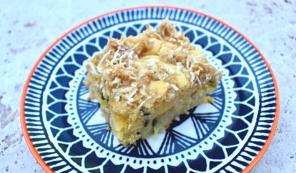 Coconut Slice