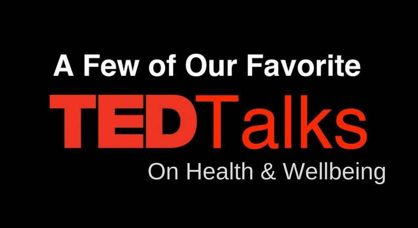 Five Inspiring Ted Talks on Health and Wellbeing