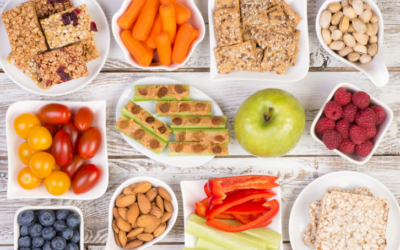 Dietitians' Top 5 Go-To Snacks