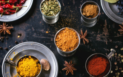 5 Health Boosting Spices to Add to Your Cooking