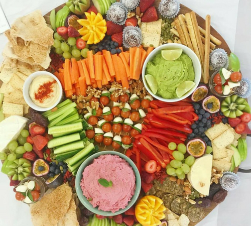 Healthy Platters
