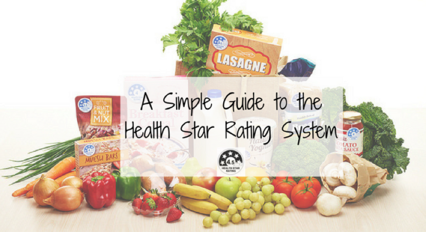 Health Star Rating