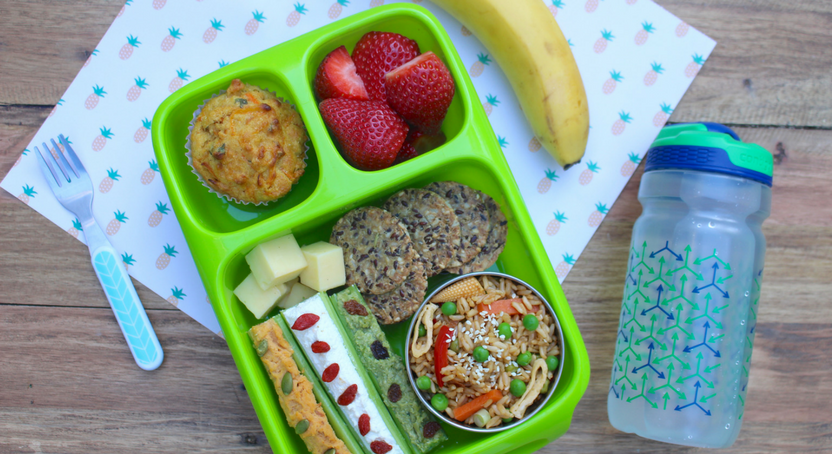 5 School Lunchbox Tips + 3 Day Lunchbox Plan