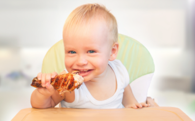10 Iron Rich Foods for Toddlers