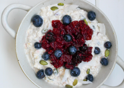 The Ultimate Bircher Muesli