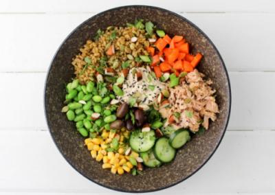 Wholesome Tuna & Freekah Power Bowl