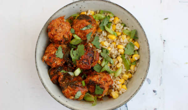 Chipotle Pork Meatball